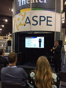Scott Stayton At ASPE 2016 - Little Giant Inline 400 New Product Theatre